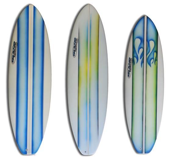 Mini Pigs Island Surfboards